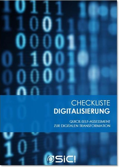 Checkliste Digitalisierung - eBook Download