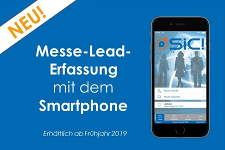 VERMO cloud Smartphone Messe-Lead-App